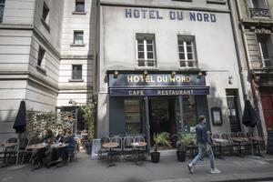 L'Hôtel du Nord.
