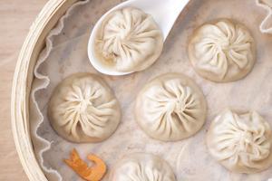 Les dim-sum de 21G Dumpling (XIe).