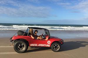 Découvrir plages et dunes en Buggy