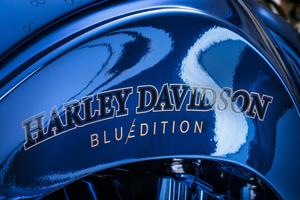 Une base Harley-Davidson.