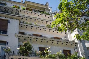 Immeuble d'Henri Sauvage.