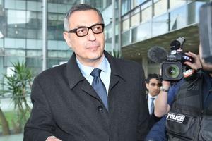 Maître Ardavan Amir-Aslani, avocat de Laeticia Smet.