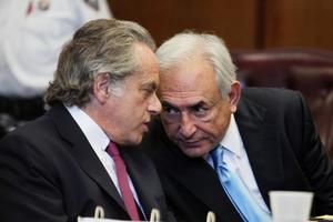 Benjamin Brafman a obtenu l'abandon des poursuites visant Dominique Strauss-Kahn en 2011.