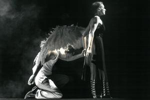 Une déclaration d'amour et de guerre au monde de l'opéra.