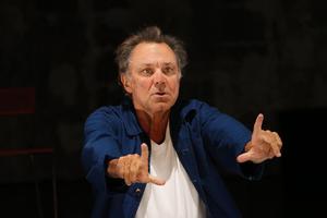 Philippe Caubère propose trois pièces à Montpellier cette année.