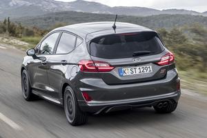 La Fiesta ST reste disponible en 3 et 5 portes.