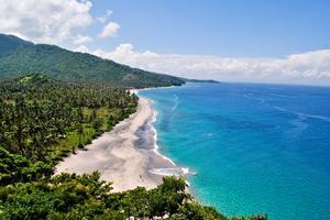 Sengiggi Lombok Beach   Indonésie