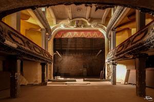 La réouverture du théâtre lorrain est espérée pour 2022.