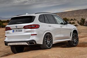 Ce SUV BMW est le premier à proposer un pack Off-Road.