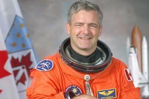 Marc Garneau, en 2000.