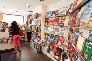 La librairie Bulles en tête.