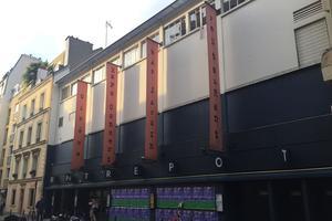 L'Entrepôt sera renommé en septembre pour devenir la nouvelle maison du cinéma de Paris.