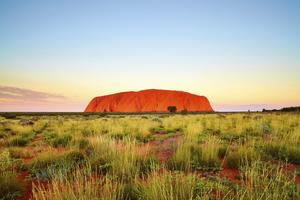 Ayers Rock (Uluru), Red center - Australian Outback
