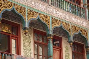 Chine - Xinjiang Kashgar tea house