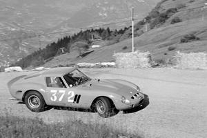 La 250 GTO «3413 GT» à la Targa Florio.