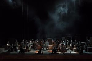 «Il Trovatore» de Verdiàl'Opéra Bastille(XIIe).