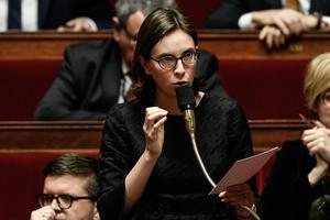 Amélie de Montchalin incarne la frange la plus libérale de la majorité.