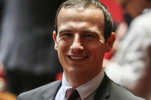 Adjoint au maire de Sarrebourg à 21 ans, Fabien Di Filippo a bluffé Laurent Wauquiez.