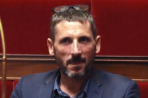 Matthieu Orphelin est le député derrière l'amendement anti-glyphosate.