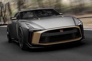 Ce prototype reprend le moteur V6 3,8 litres de la GT-R Nismo, porté à 720 chevaux.