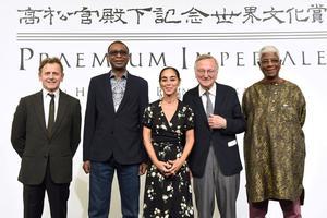 Le palmarès 2017 du prix Praemium Imperiale décerné à Tokyo au Japon.
