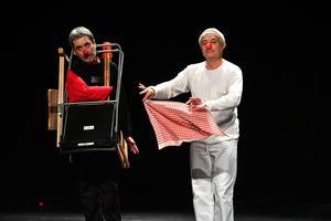 «Genre de clowns», un duo étonnant