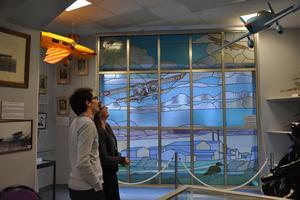Musée des frères Caudron, à Rue.