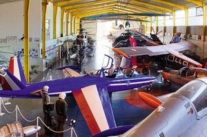 Musée de l'aviation de Saint-Victoret.