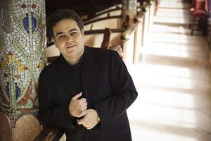 Le pianiste russe Arcadis Volodos.
