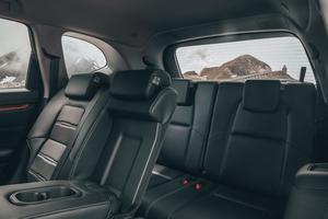Pour la première fois, le CR-V est disponible en version 7 places.