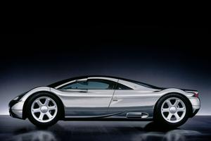 Le concept Audi Avus de 1991.