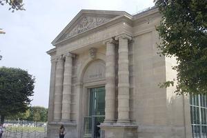 Le musée de l'Orangerie (Ier) est rattaché depuis le mois de mai 2010 au musée d'Orsay.