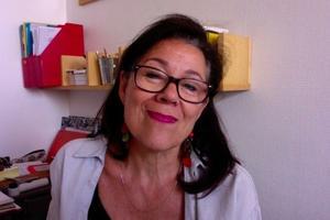 Catherine Bottiau, graphologue et experte près la cour d'appel de Versailles.