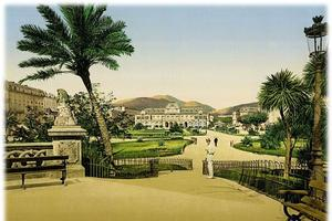 Au 19e siècle, Nice est prisée des aristocrates britanniques.