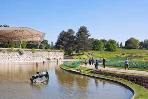 Le Parc Floral (XIIe).