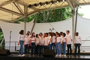 Le festival pour enfants Pestacles au Parc Floral.