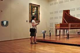 Le musée de la musique à la Philharmonie.