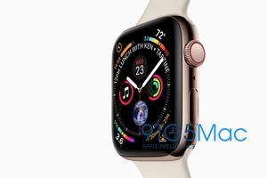 L'Apple Watch affichera plus d'information.