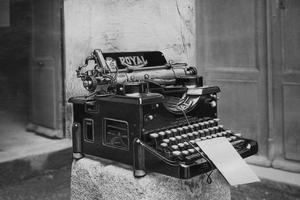 La machine à écrire retrouvée au domicile des Seznec.
