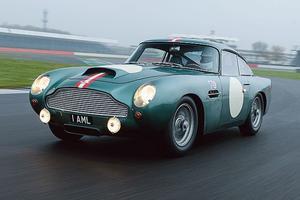 <b>ASTNO MARTIN DB4 GT. </b>Les 25 exemplaires produits en 2017 sont conformes aux huit châssis «lightweight» usine de 1959. Non homologuée pour la route, la DB4 GT Continuation était facturée 1,5 million d'euros. Deux fois moins qu'un modèle original. <b/>