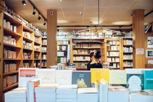 La librairie Les Cahiers de Colette (IVe).