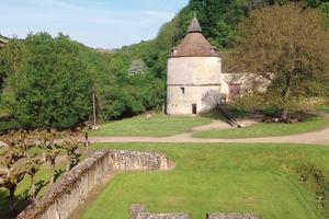 L'abbaye de Port-Royal-des-Champs (78).