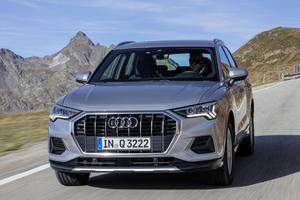 Le Q3 ne propose toujours pas de motorisation hybride.