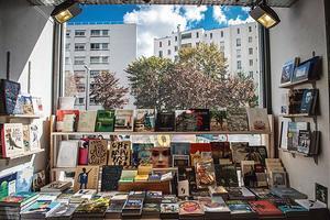 La librairie Folies d'encre, à Montreuil.