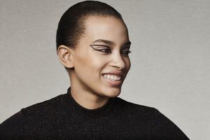 La campagne H&M Beauty dirigée par la maquilleuse Isamaya Ffrench.