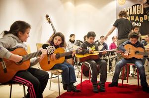 «Let's Rock» à la Philharmonie de Paris (XIXe).