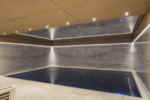 Un petit trésor: une piscine de 8,5 x 5,5 mètres au sous-sol.