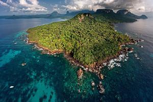 Sao Tome et Principe, deux îles africaines peu connues.