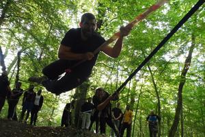 Xtrem Nature Bootcamp.