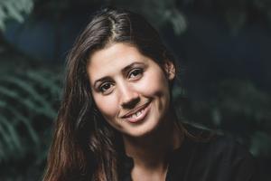 La Bordelaise Hasnaa Ferreira, aperçue dans Masterchef.